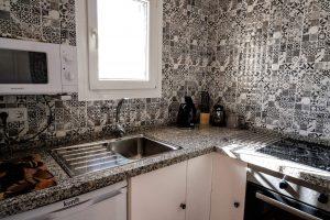 Pooside Apartment, Kitchen