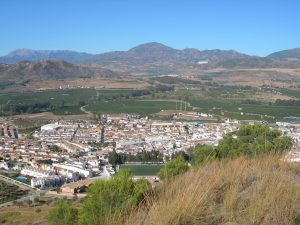 View of Pizarra
